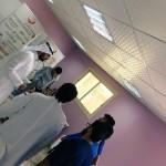 تفعيل اليوم العالمي للسكري بالنادي الطلابي لكلية الطب