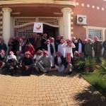 زيارة ثانوية قرطبة لمقر جمعية امان